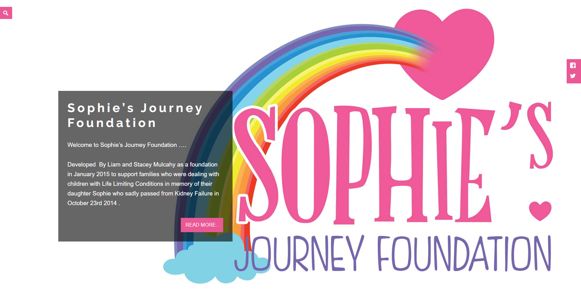 Sophie's Journey Foundation