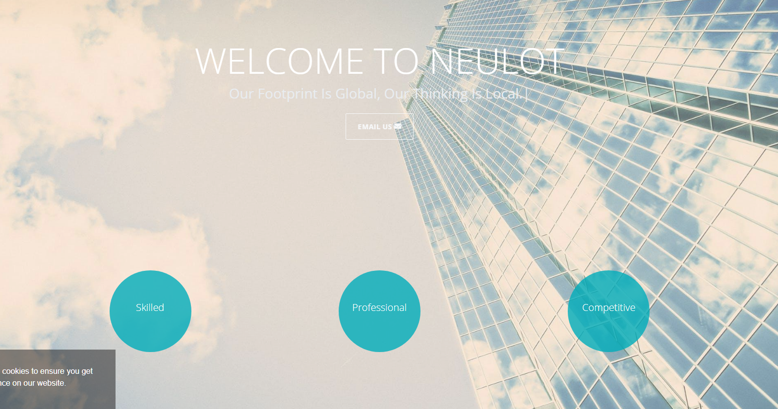 Neulot Ltd Website
